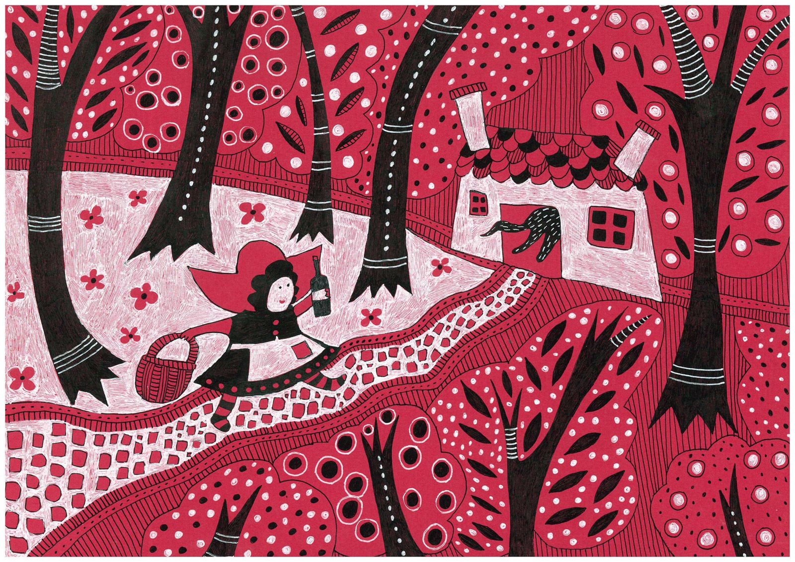 Red Riding Hood, 2014
